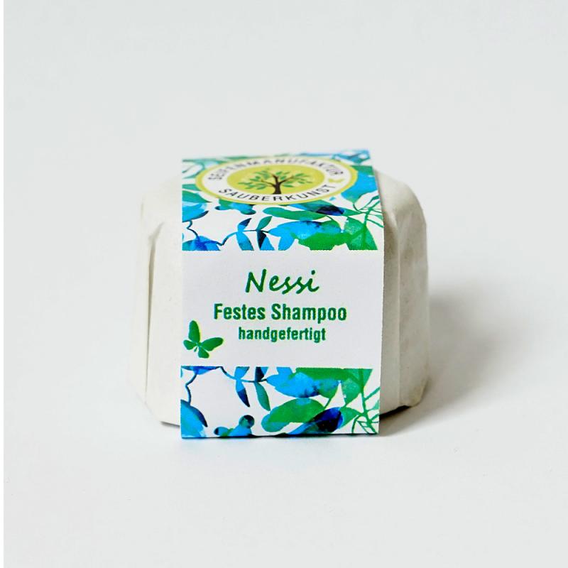 Nessi, festes Shampoo