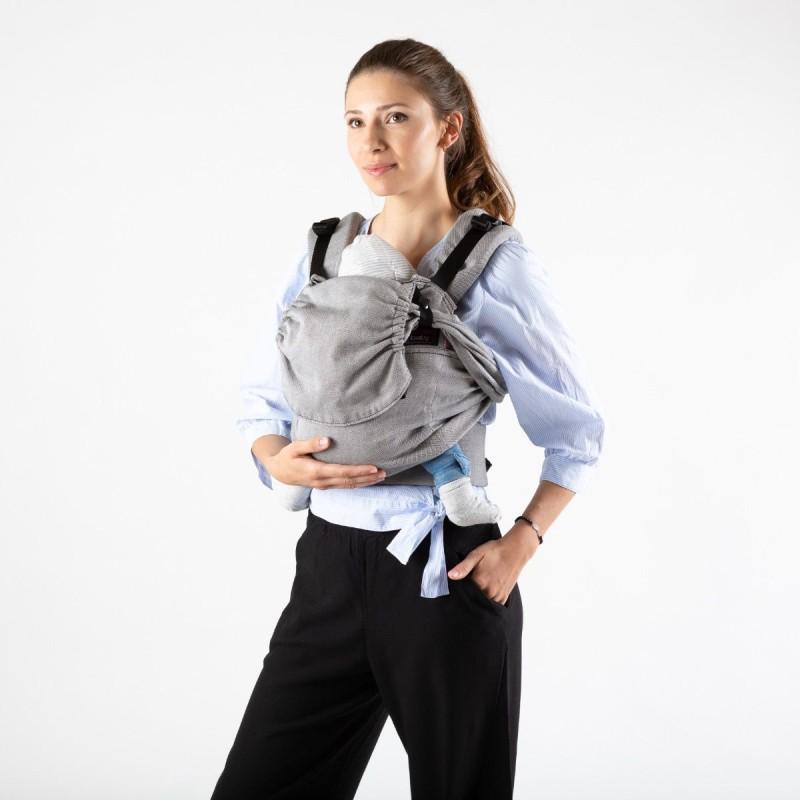 emeibaby Tragehilfe Toddler, 1–4 Jahre (Fullbuckle)