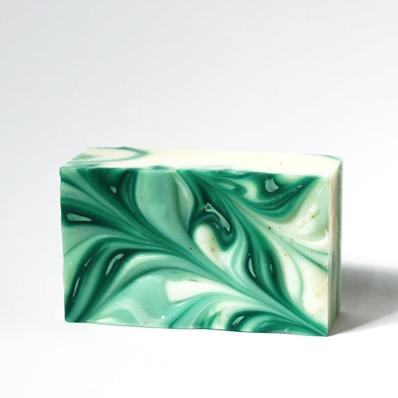 Bergamotte, Dusch- und Körperseife, Sauberkunst