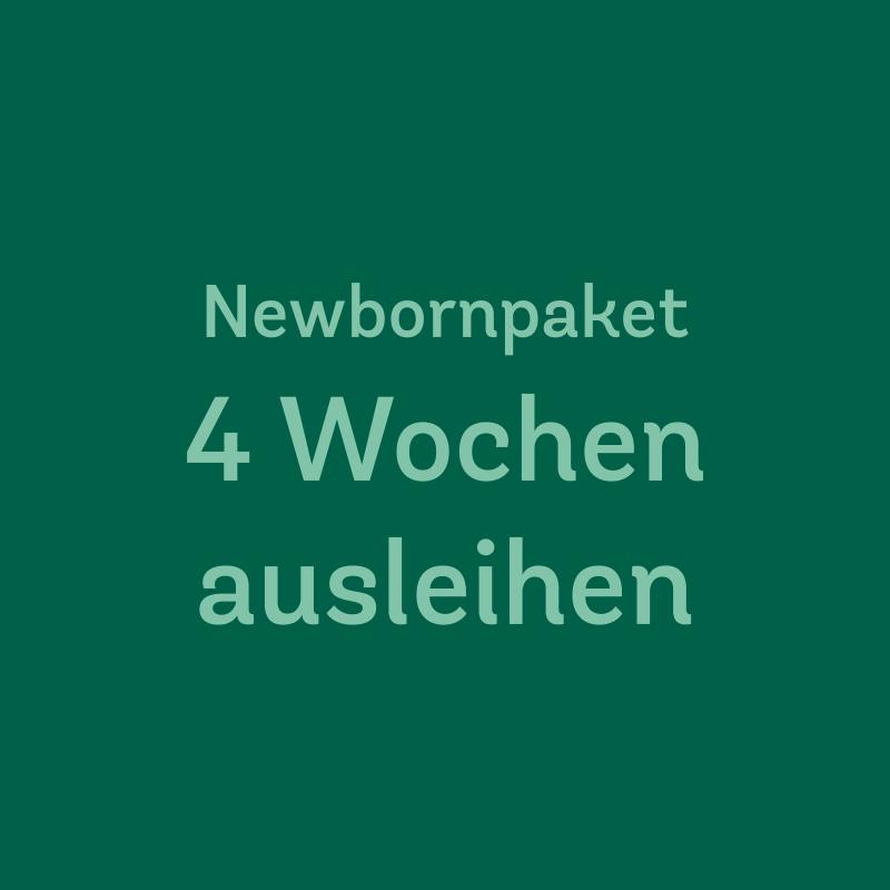 4 Wochen Newbornwindeln leihen<br>TotsBots/GroVia/SmartBottoms