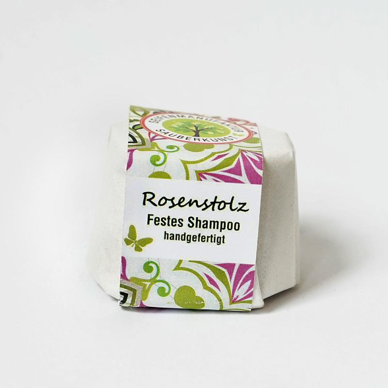 Rosenstolz, festes Shampoo