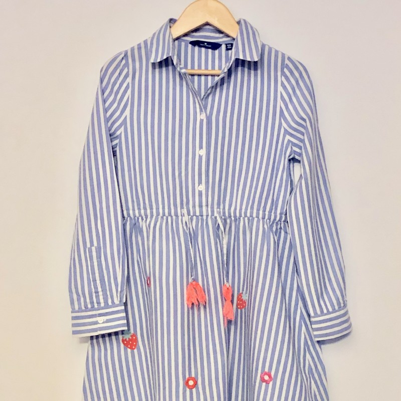 Gr. 128-134 Tom Tailor Kleid