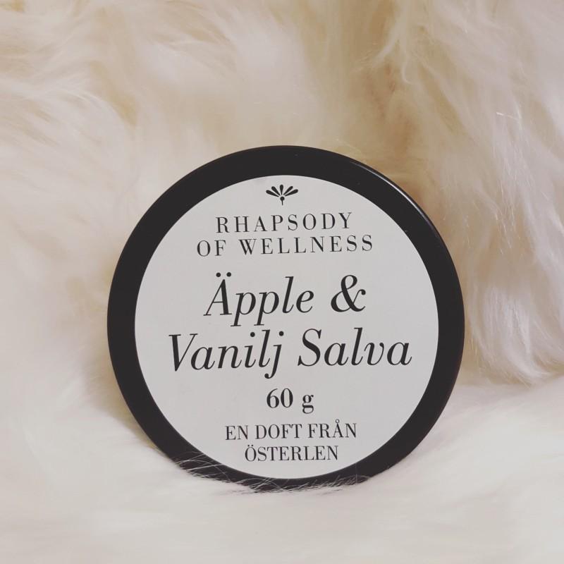 Äpple & Vaniljssalva