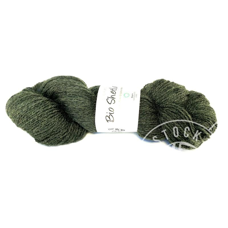 BC Bio Shetland 08 forest green tones