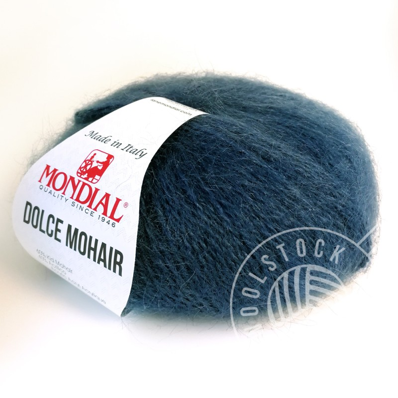 Dolce Mohair 179 petrol