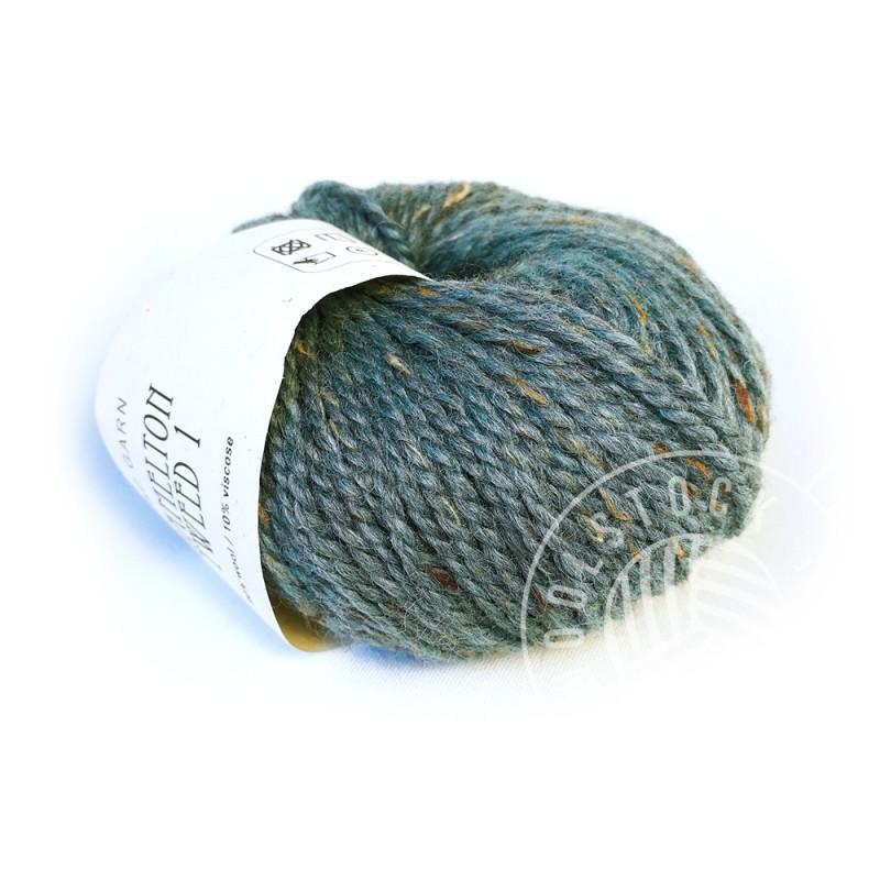 Hamelton Tweed 21 sea green