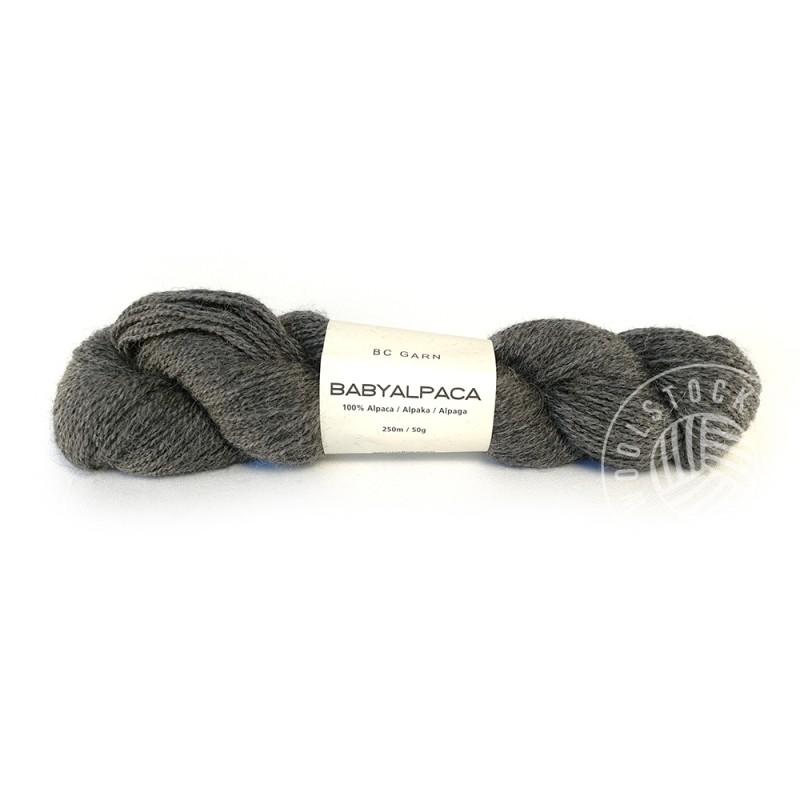 BC Baby Alpaca 103 grey tones