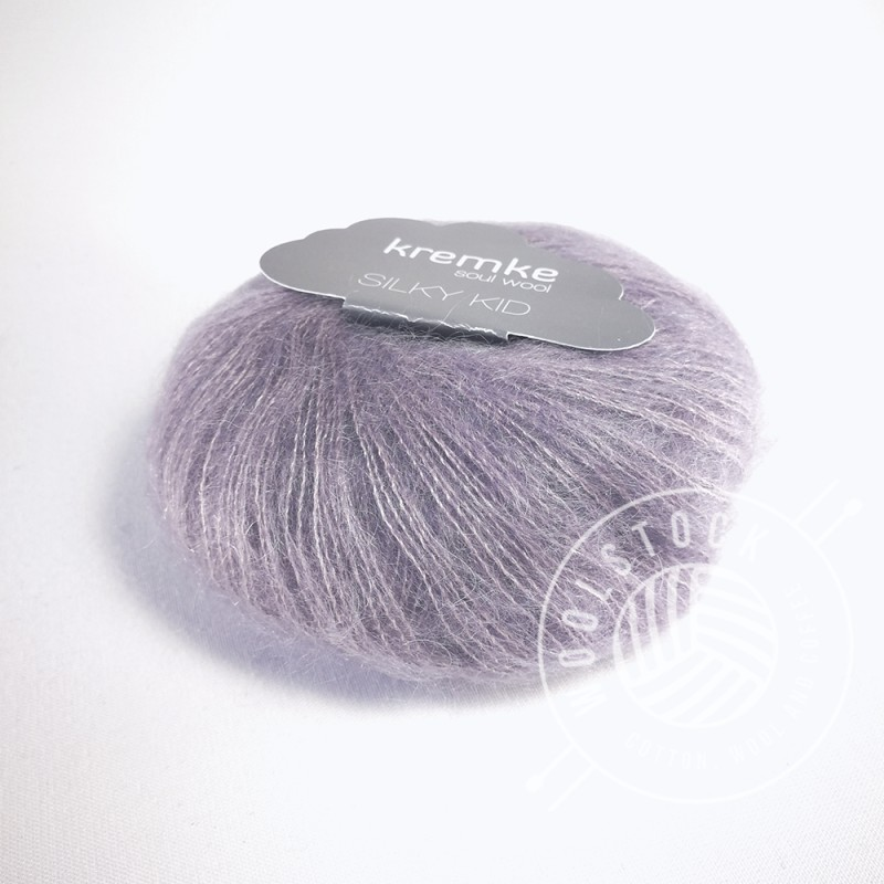 Silky kid 48 dusty purple