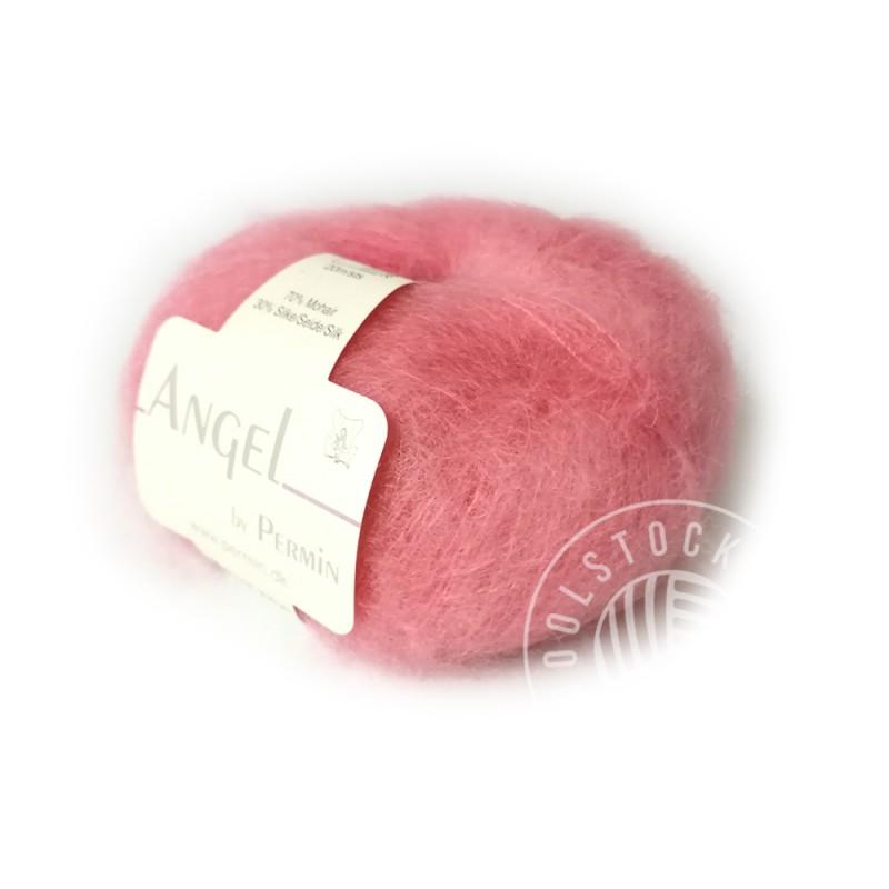 Angel mohair 144 lys pink