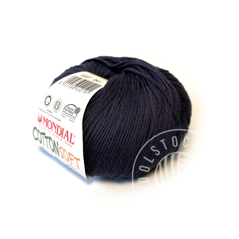 CottonSoft Bio 237 prussian