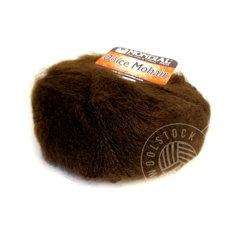 Dolce Mohair 550 chocolate