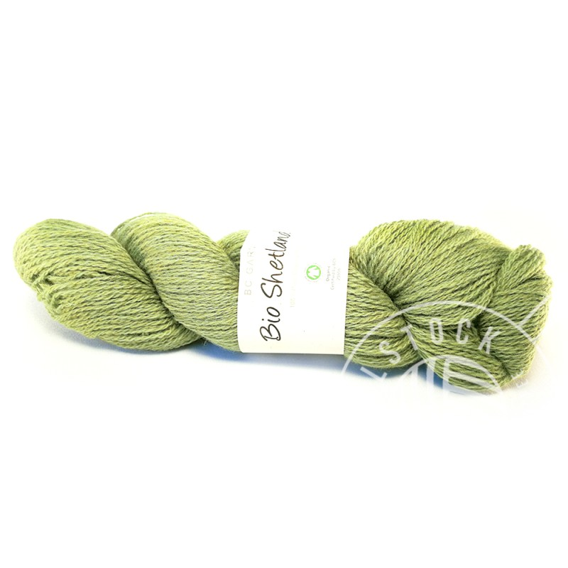 BC Bio Shetland 11 apple green