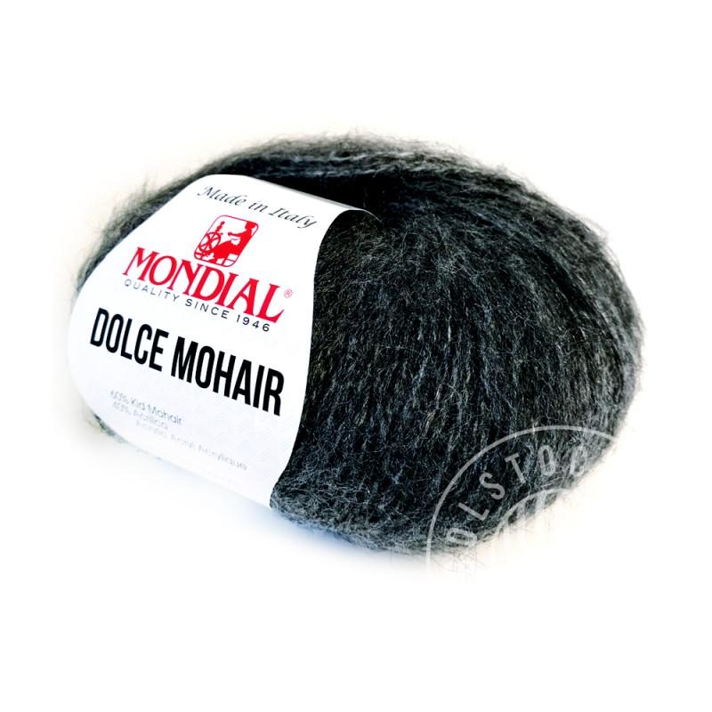 Dolce Mohair 702 dark grey