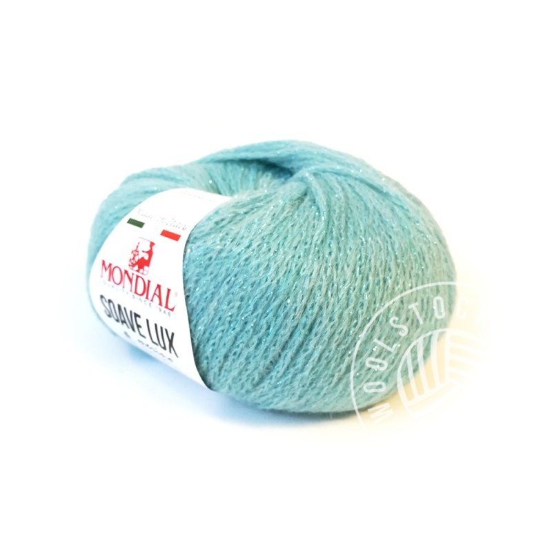 Soave Lux 783 turquoise shimmer