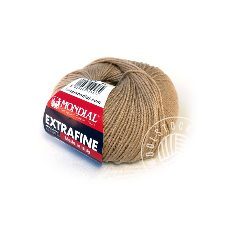 Extrafine Merino 227 latte