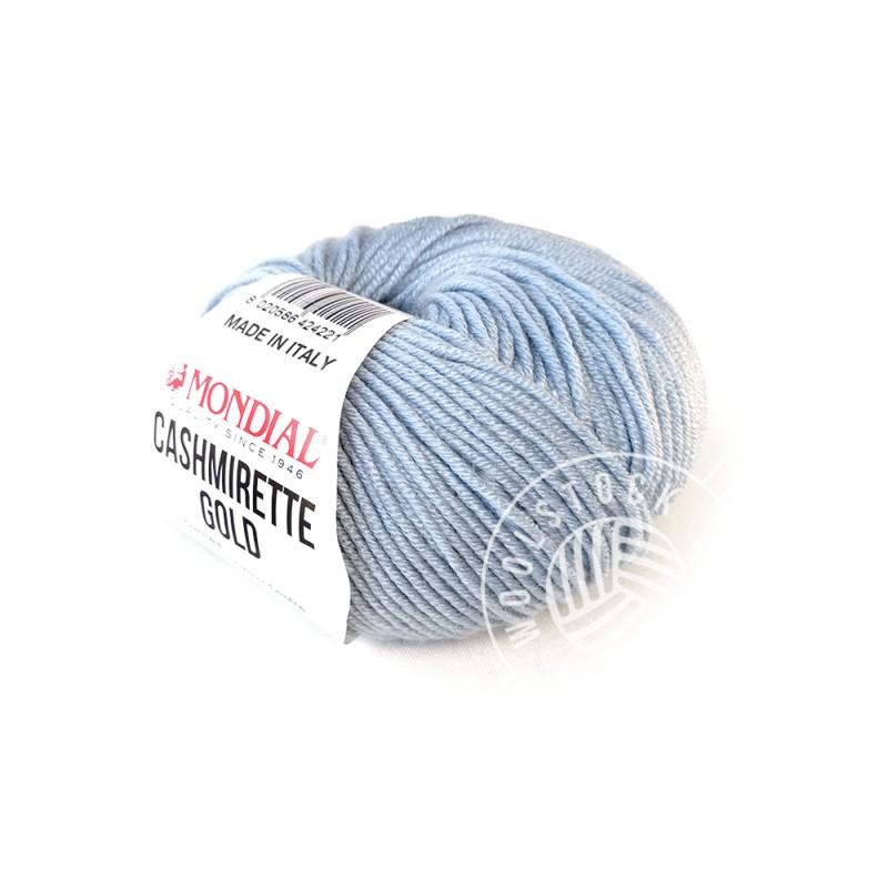 Cashmirette 118 dusty blue