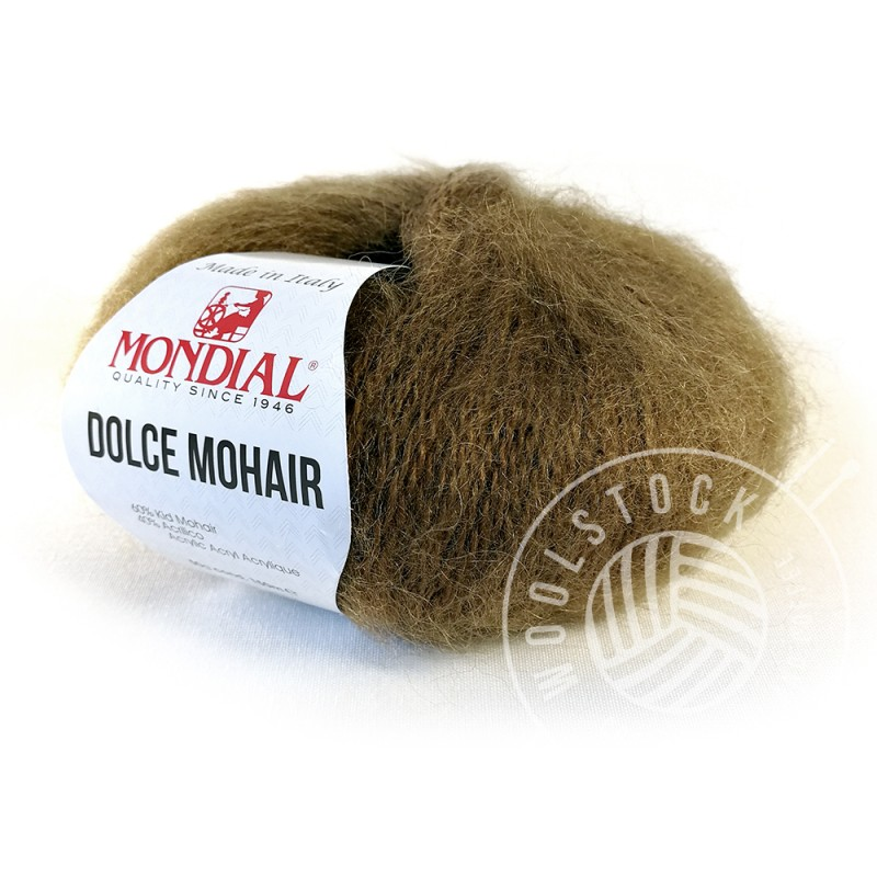 Dolce Mohair 339 walnut