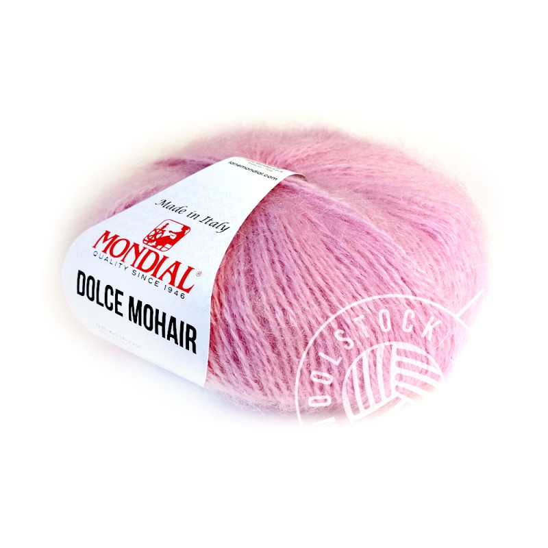 Dolce Mohair 409 candyfloss