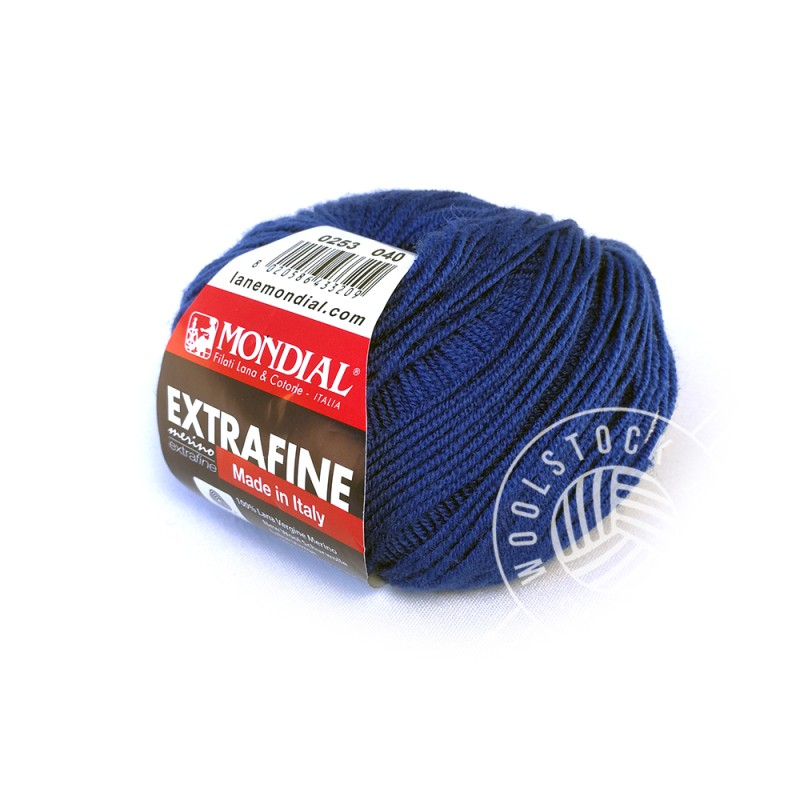 Extrafine Merino 253 royal blue
