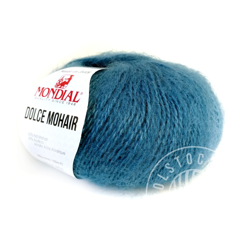 Dolce Mohair 359 ocean blue