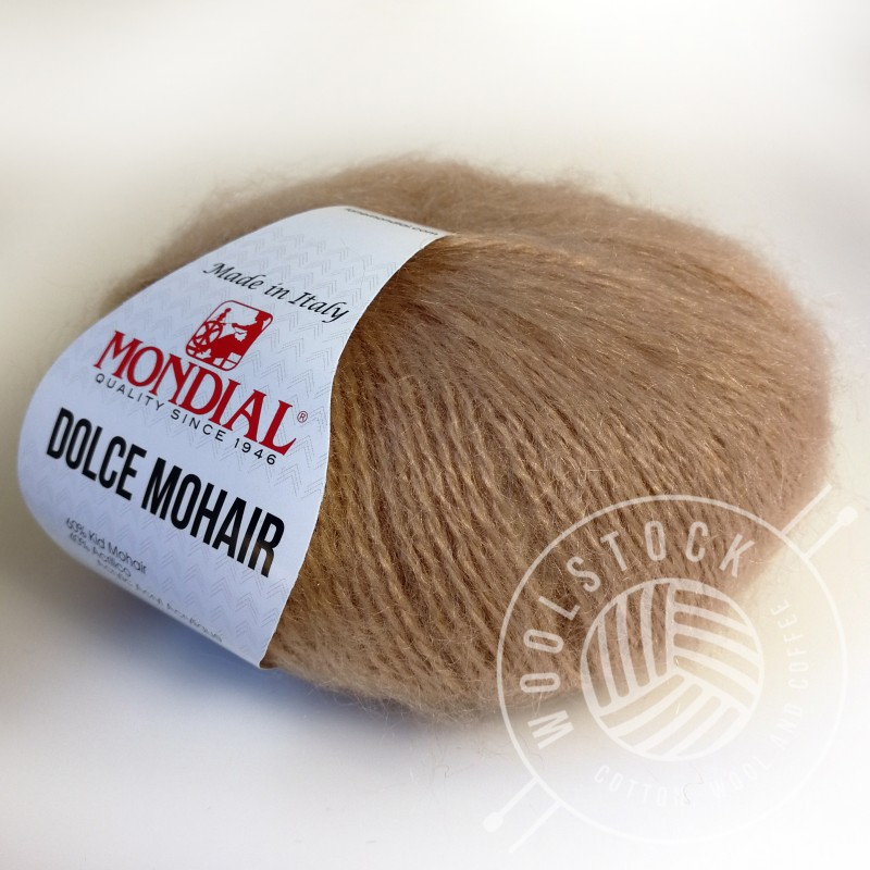 Dolce Mohair 227 mink