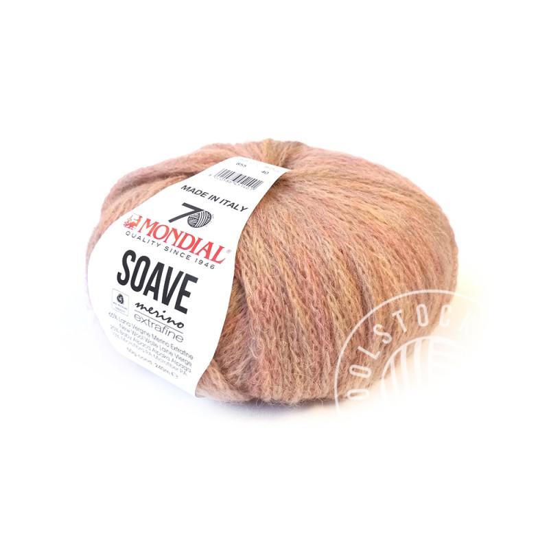Soave Melange 855 dusty pastels