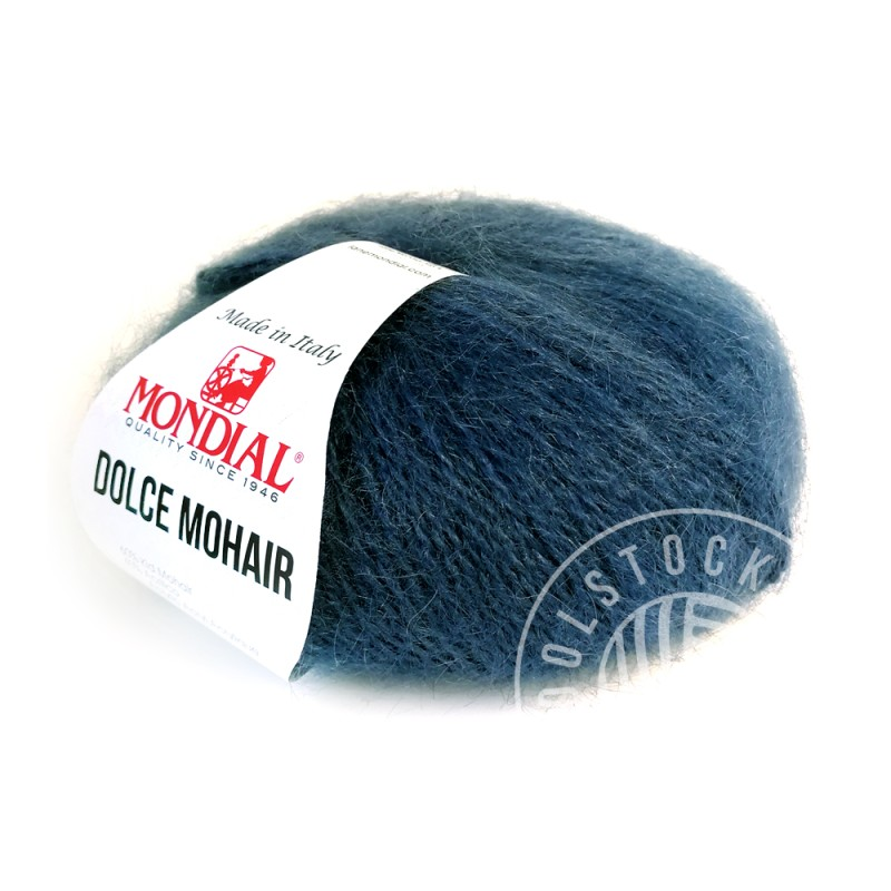 Dolce Mohair 179 dark denim