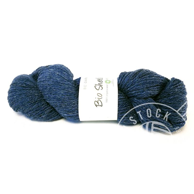BC Bio Shetland 19 dark blue tones