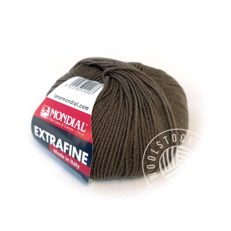 Extrafine Merino 286 cappuccino