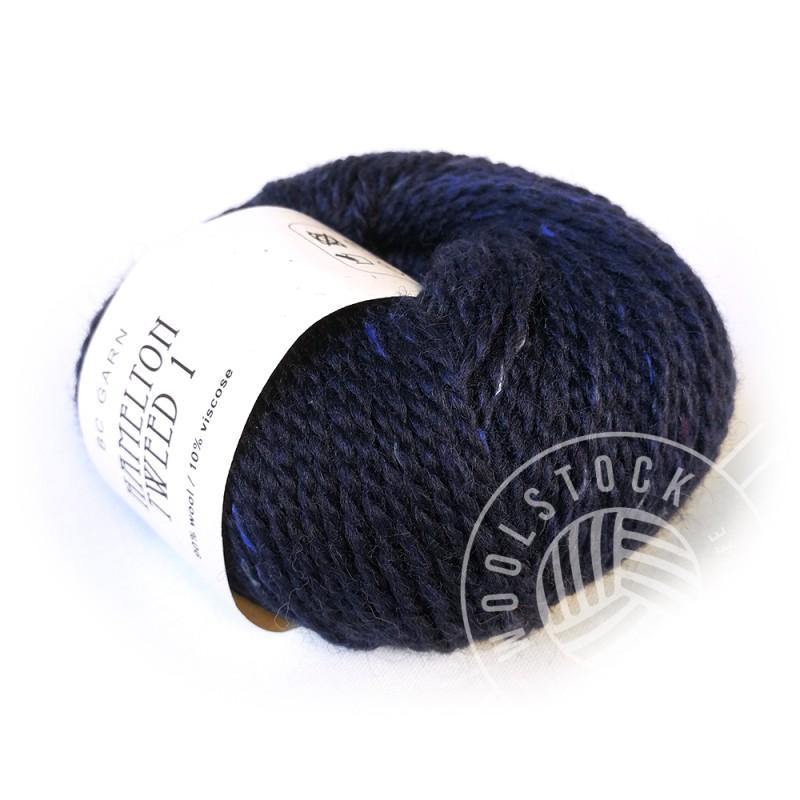 Hamelton Tweed 01 navy