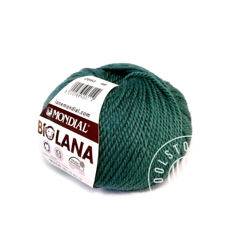 BioLana 883 bottle green