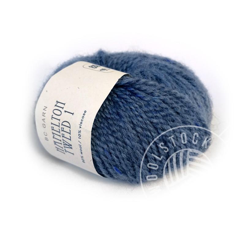 BC Hamelton Tweed 03 dusty blue