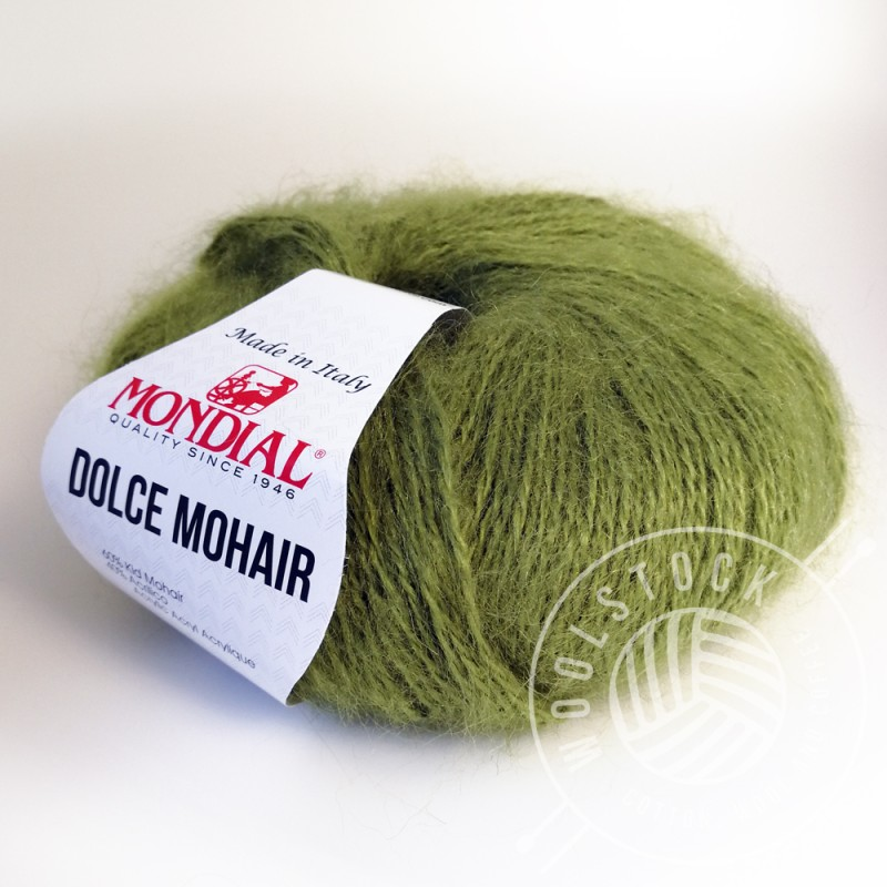 Dolce Mohair 116 apple