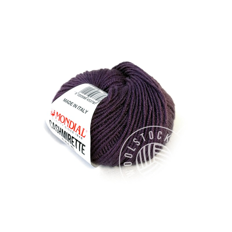 Cashmirette 175 purple
