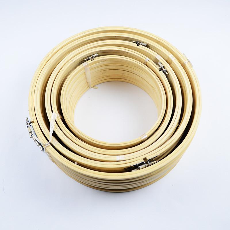 Bambus broderi ramme