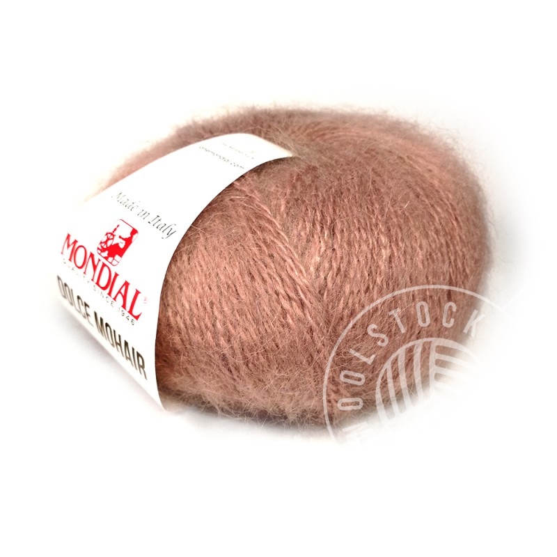 Dolce Mohair 337 antique pink