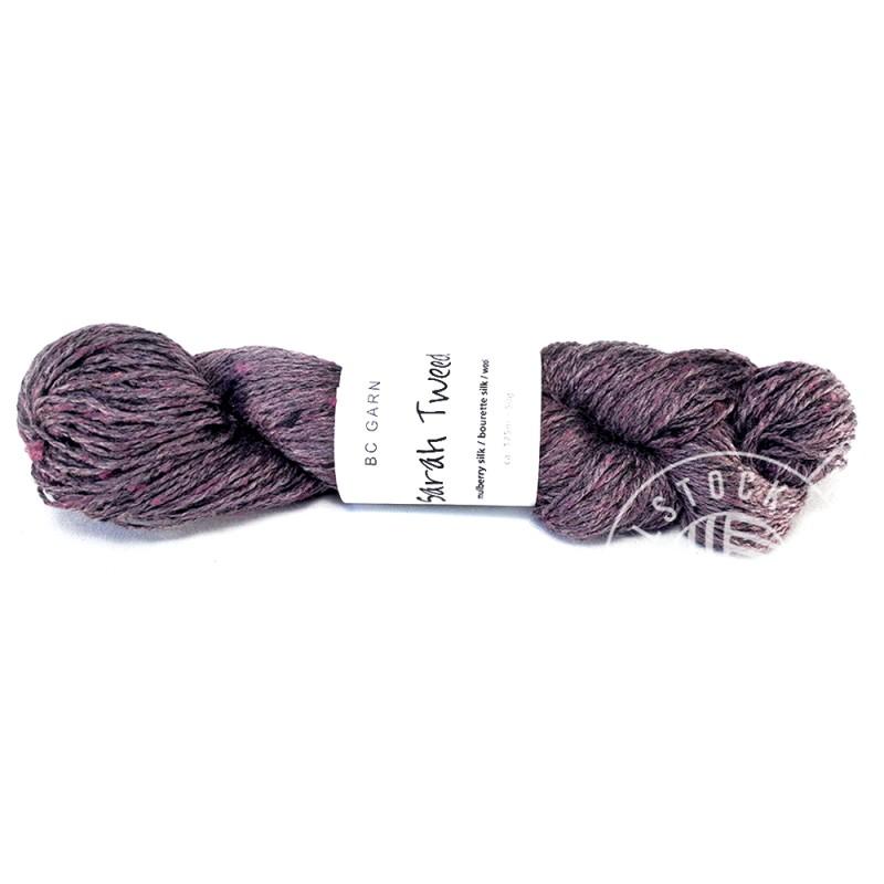 BC Sarah Tweed 10 purple