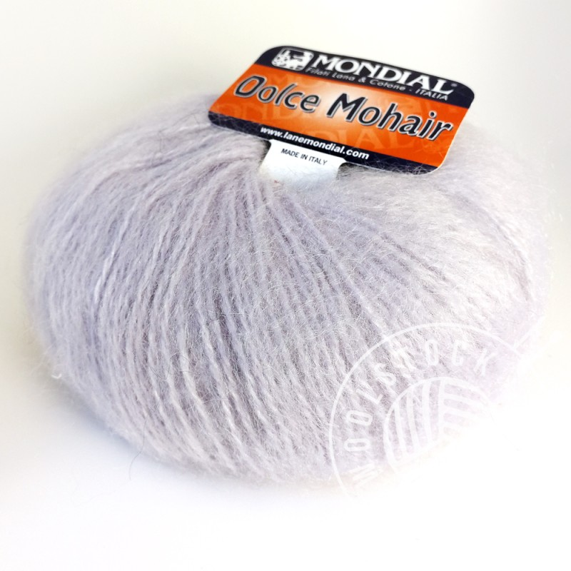 Dolce Mohair 130 pearl