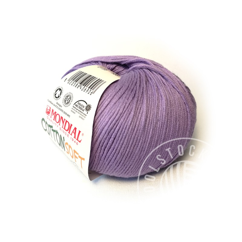CottonSoft Bio 155 lilac