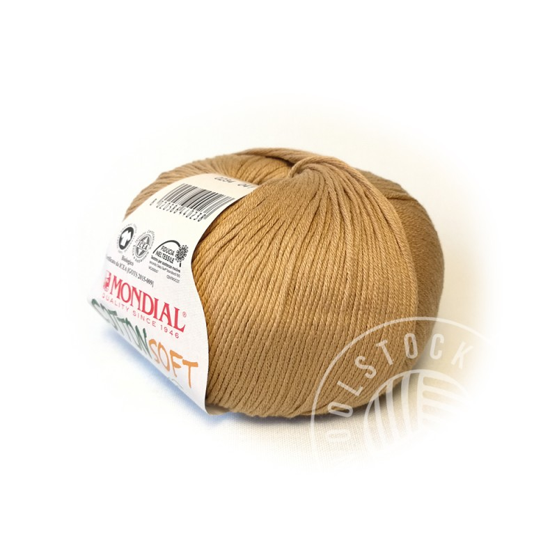 Cottonsoft Bio 234 toffee