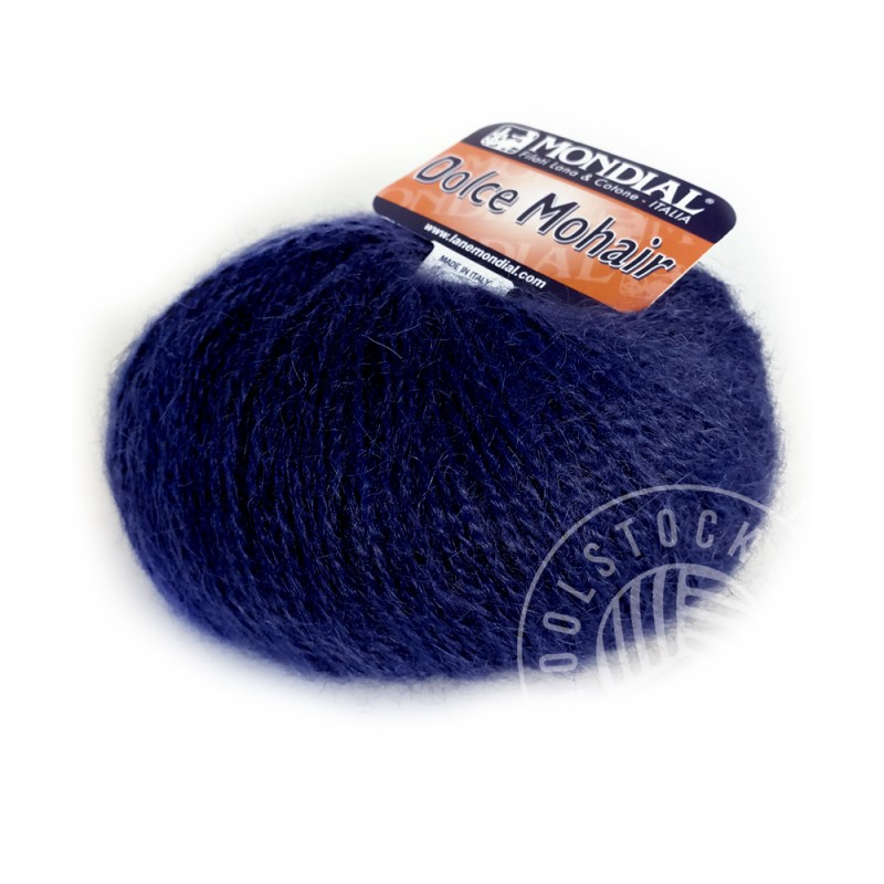 Dolce Mohair 249 blueberry