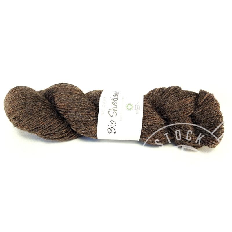 BC Bio Shetland 06 chocolate
