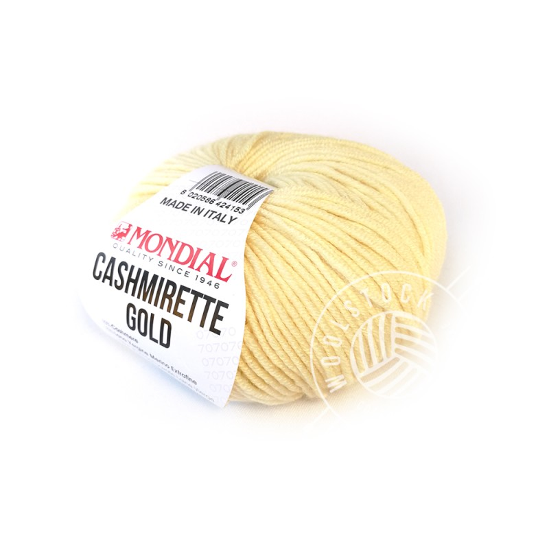 Cashmirette 108 pale yellow