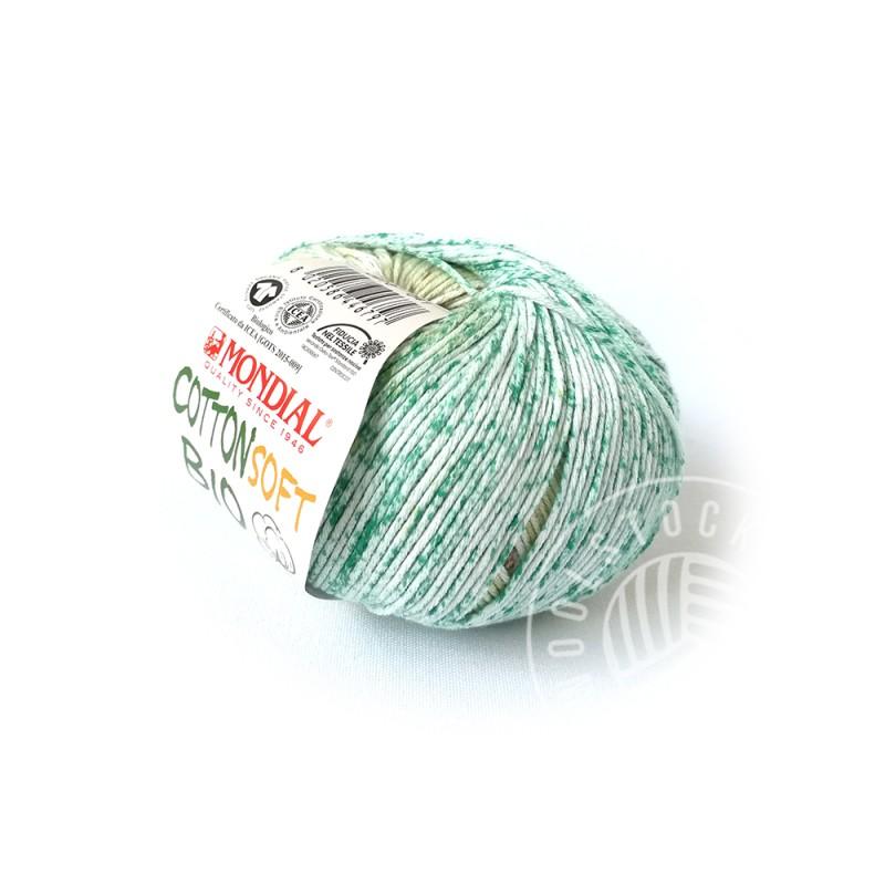 Cottonsoft Bio 978 Van Gogh verde