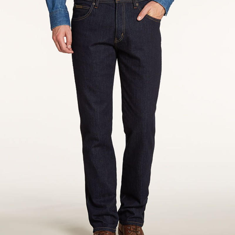 Wrangler Jeans Arizona Rinsewash Stretch