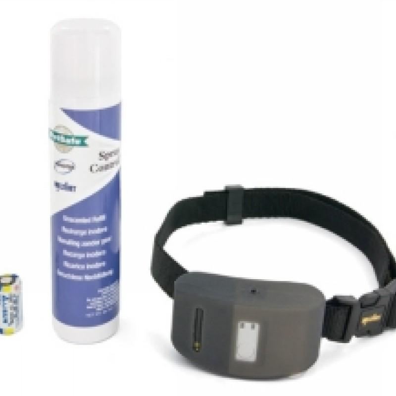 Petsafe Antiskällhalsband m spray