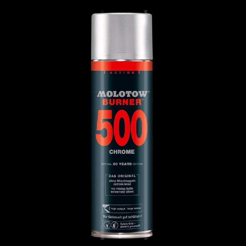 Molotow Burner Chrome 500 ml
