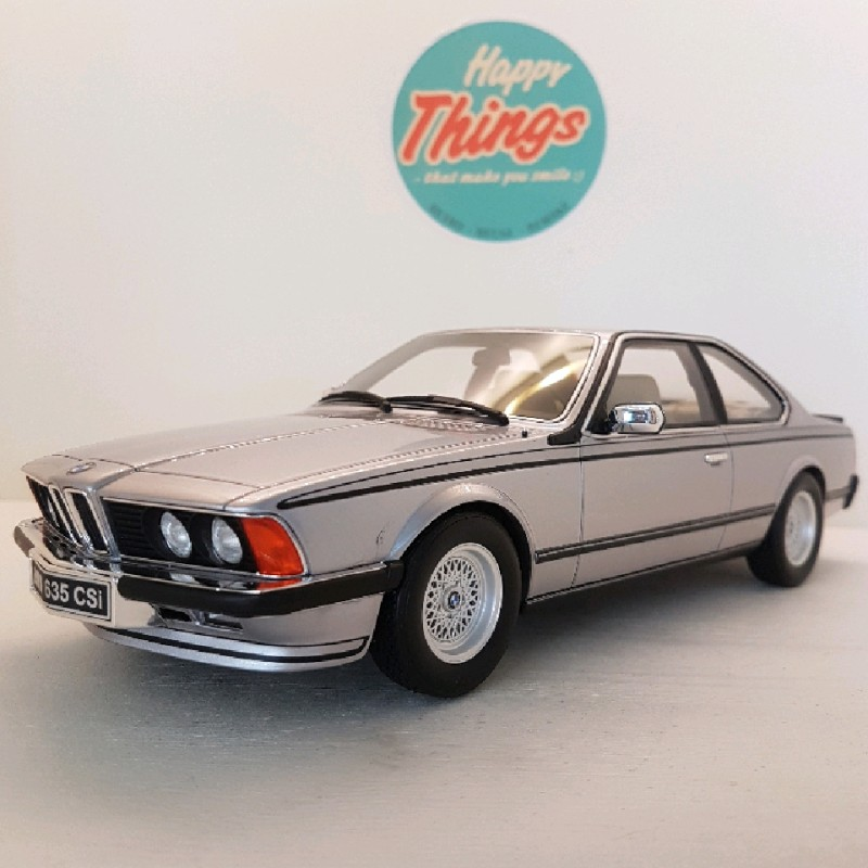 1:18 BMW 635 CSI E24, Polaris, OT313, Ottomobile, limited