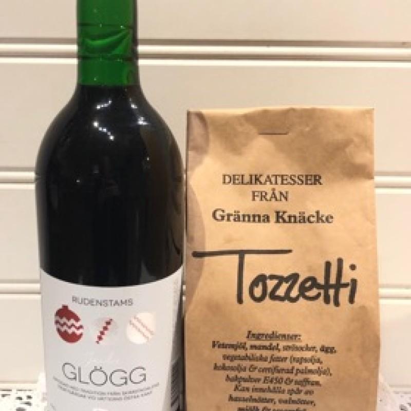 Glögg och Tozzetti