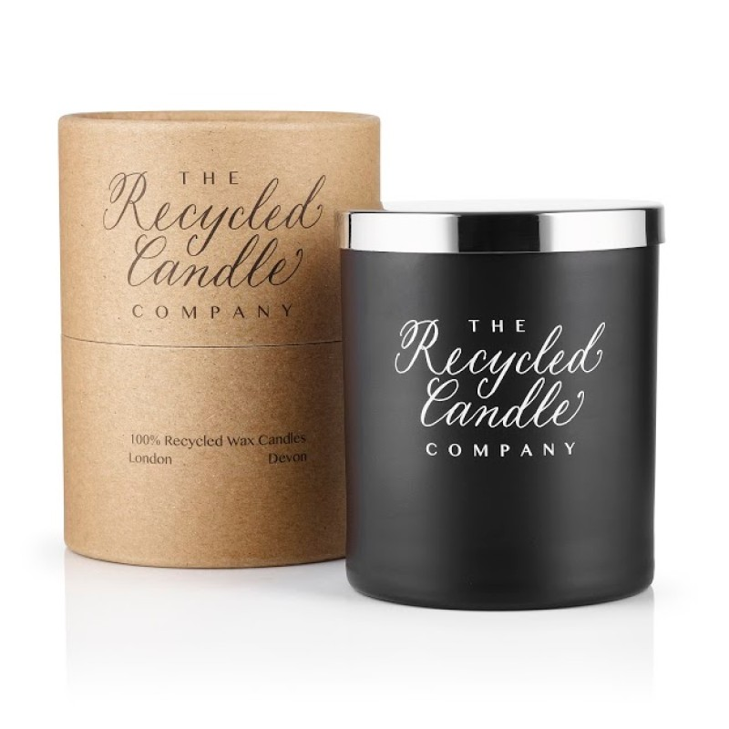 Rose & Oud Candles by The Recycled Candle Co.